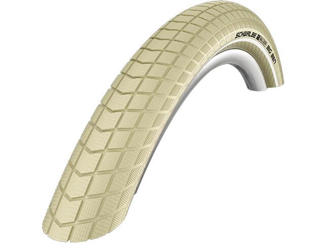 "SCHWALBE Big Ben Tyre Active, 28"", K-Guard, Twin, kanttråd, creme-reflex"